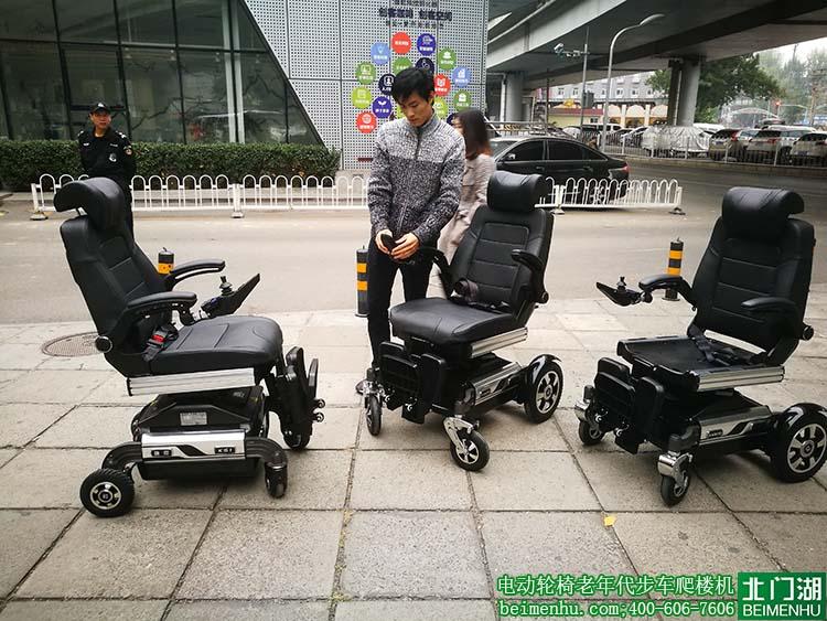 康尼ks1多功能电动轮椅,是一件极具创新属性的一款科技型产品,填补了图片